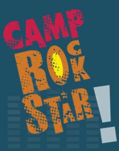 Camp RockStar LOGO